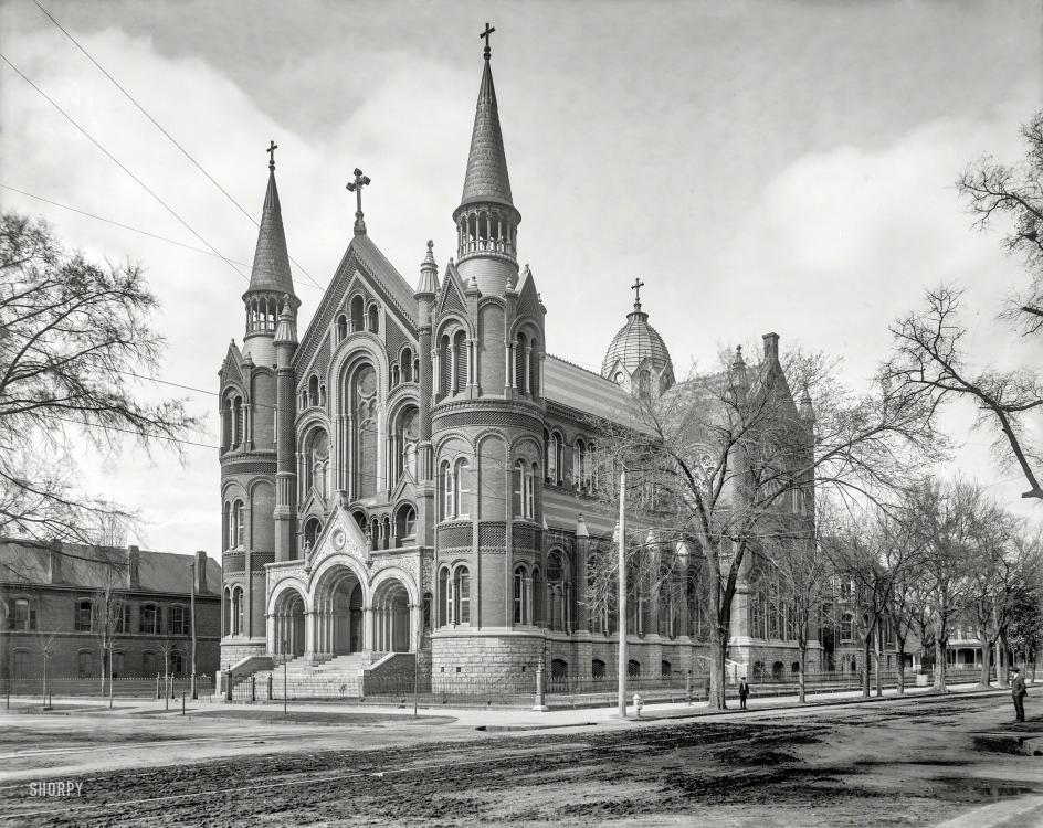 История на фотографии. Церкви, храмы, соборы, синагоги и другие молитвенные дома.