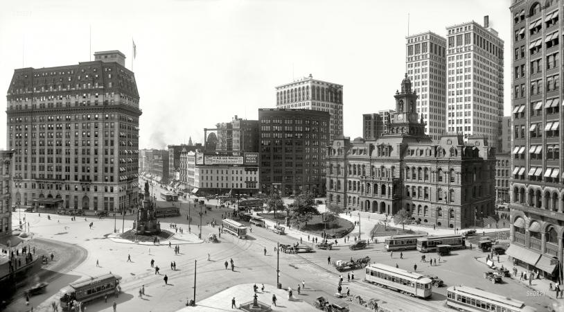panoramas vintage photos